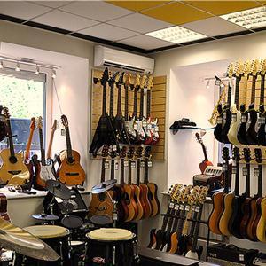 Музыкальные магазины Красного-на-Волге