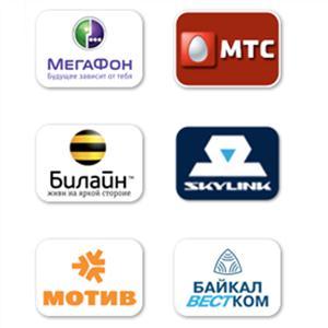 Операторы сотовой связи Красного-на-Волге