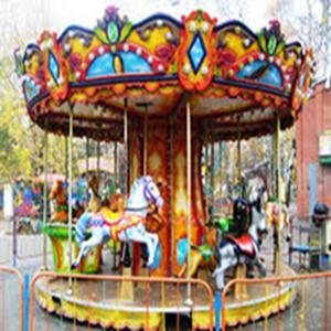 Парки культуры и отдыха Красного-на-Волге