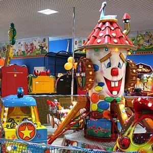 Развлекательные центры Красного-на-Волге