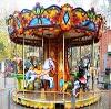 Парки культуры и отдыха в Красном-на-Волге