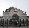Железнодорожные вокзалы в Красном-на-Волге