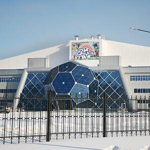 Спортивные комплексы Красного-на-Волге