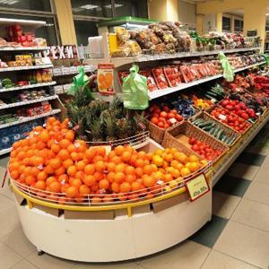 Супермаркеты Красного-на-Волге