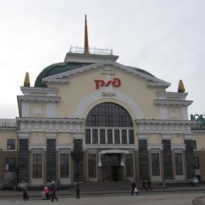 Железнодорожные вокзалы Красного-на-Волге