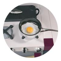 Шалаш, бильярдный центр - иконка «кухня» в Красном-на-Волге