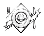 Русско-французский отель-ресторан Частный Визит - иконка «ресторан» в Красном-на-Волге